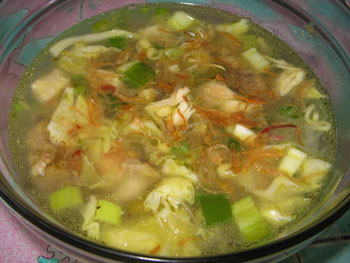 Image Result For Resep Sayur Bening Mie