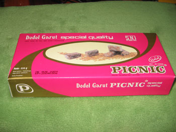 Dodol Garut adalah makanan khas dari Garut, Jawa Barat. Terbuat dari ...
